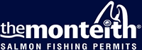 The Montieth Scottish Salmon Fishing Permits logo