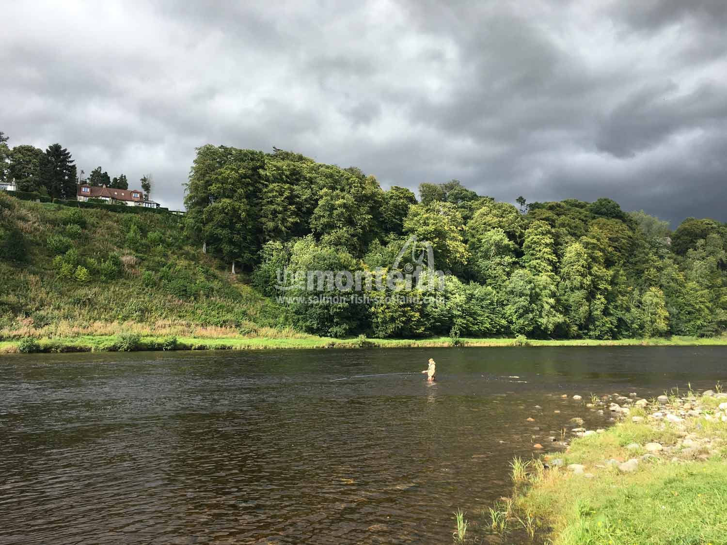Pitlochrie Beat River Tay 4