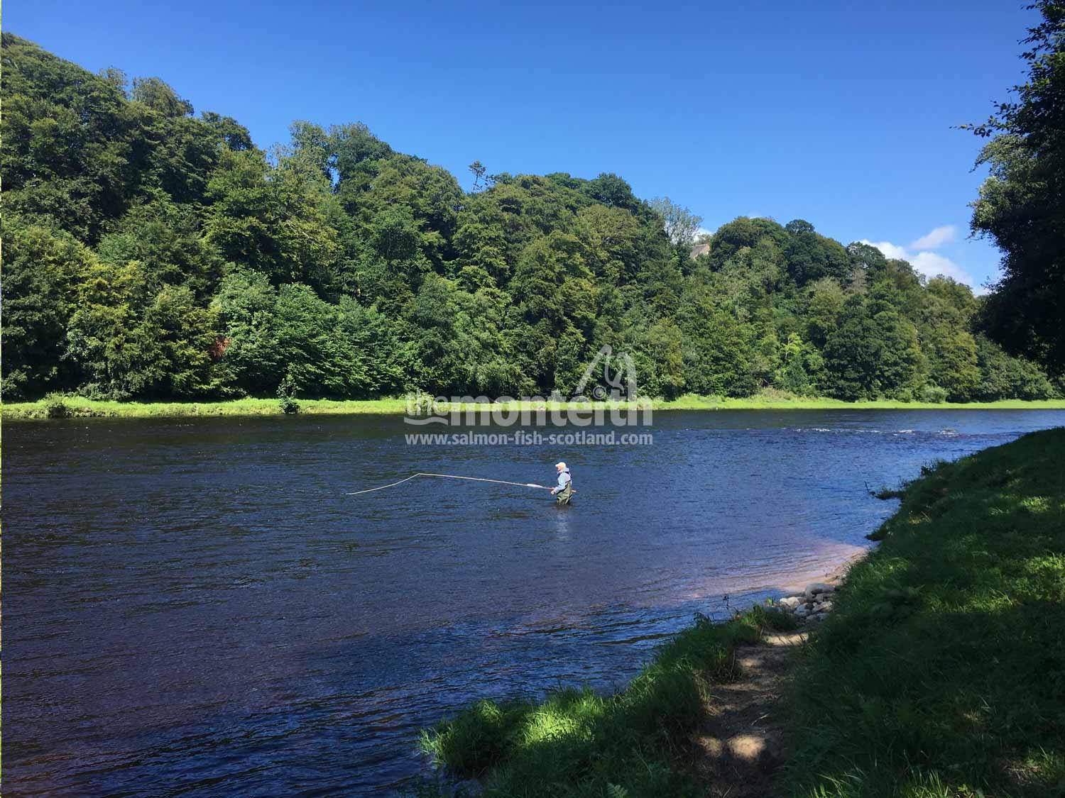 Pitlochrie Beat River Tay 7