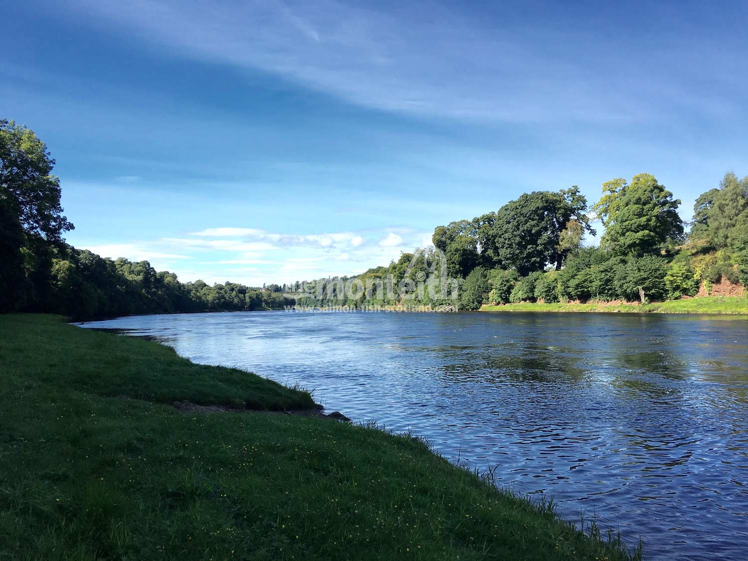 Pitlochrie Beat River Tay 8