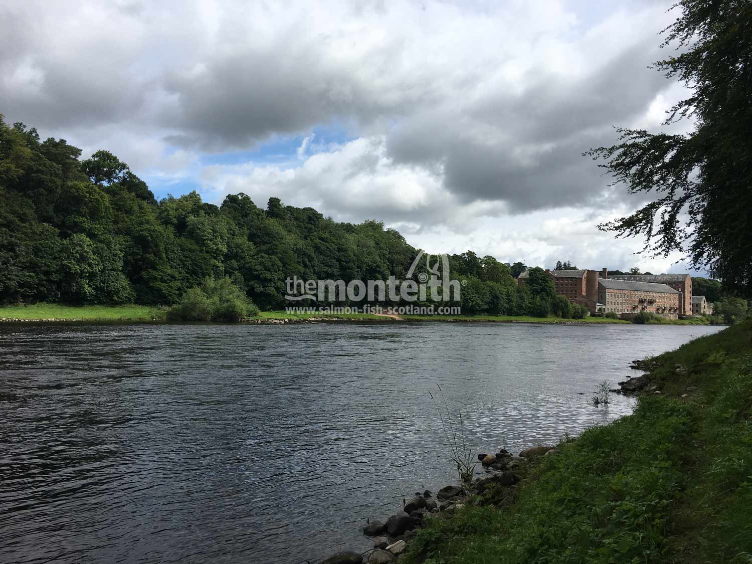 Pitlochrie Beat River Tay 12