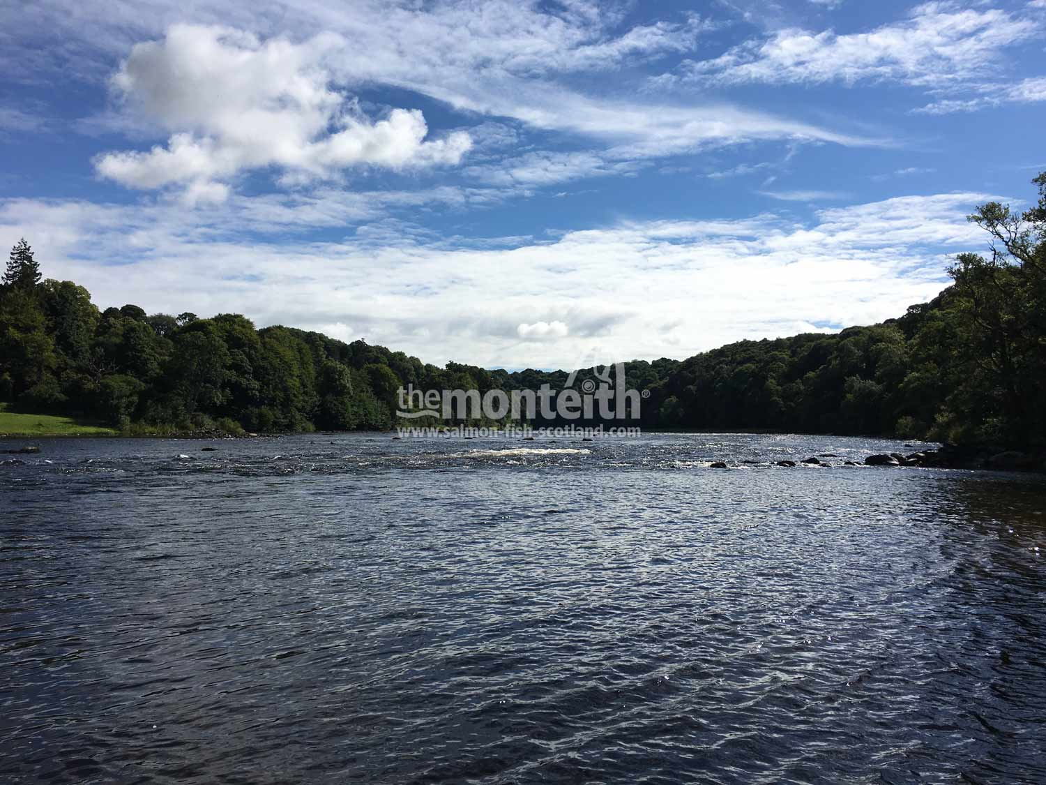 Pitlochrie Beat River Tay 13