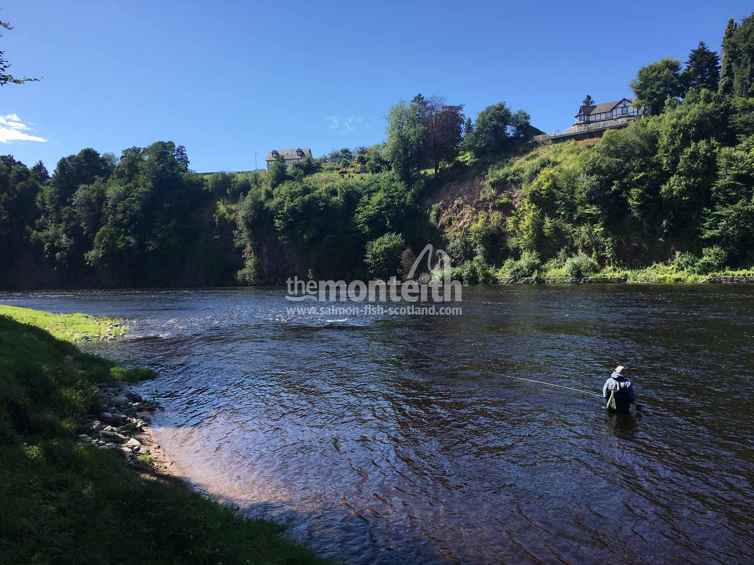 Pitlochrie Beat River Tay 14