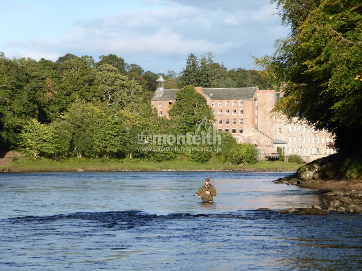Pitlochrie Beat River Tay 18