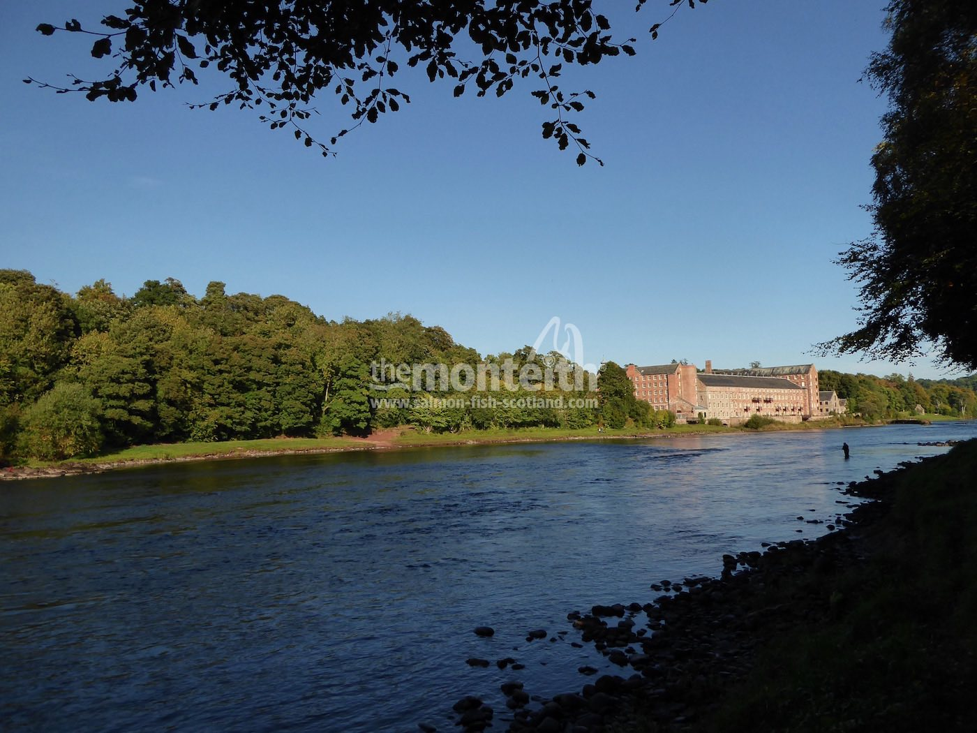 Pitlochrie Beat River Tay 19