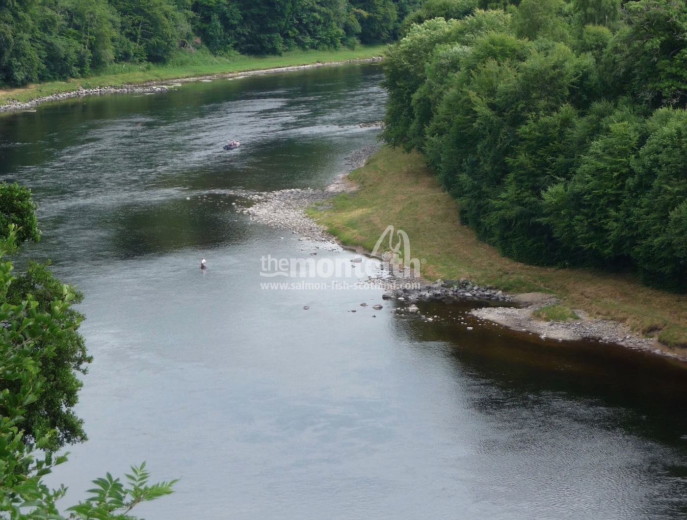 Pitlochrie Beat River Tay 21