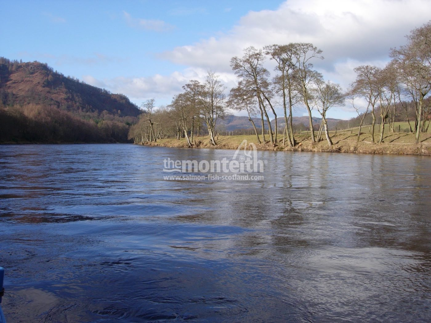 Newtyle Beat River Tay 5