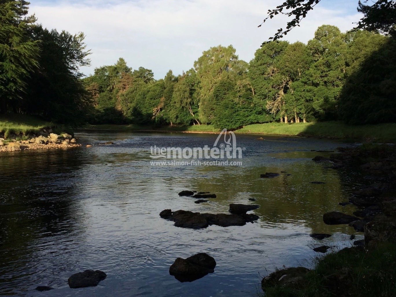 L Woodend River Dee 9