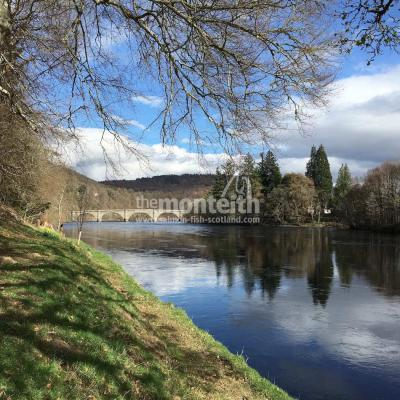 Dunkeld House River Tay 1 on Tay