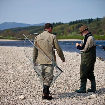 Salmon Fishing Guides