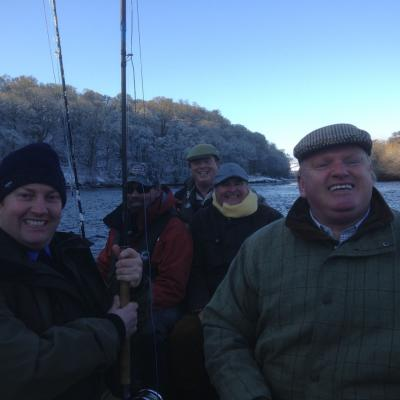 River Tay Opening Days