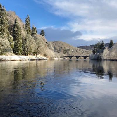 River Tay Salmon Fishing Report