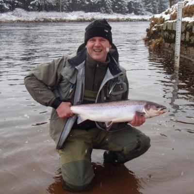 River Dee Salmon Fishing