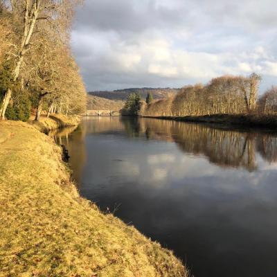 Moods Of The River Tay