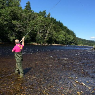 Speycasting Tuition Tips