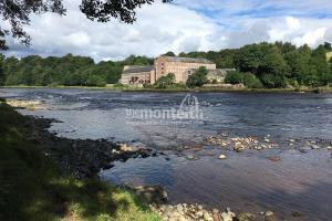 Pitlochrie Beat River Tay I