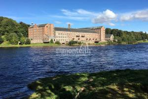 Pitlochrie Beat River Tay 5