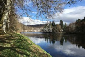 Dunkeld House River Tay 1 on