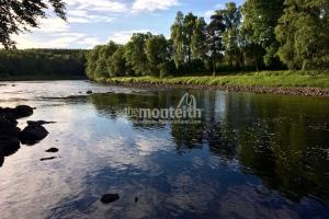 L Woodend River Dee 1 on
